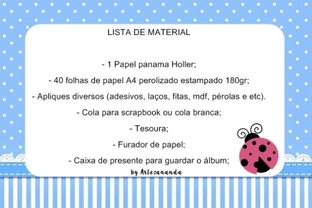 albumMaterial